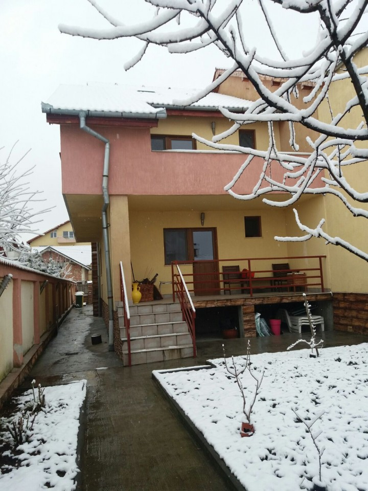 Vila cu curte si gradina de inchiriat in Sibiu zona Calea Poplacii-162-8