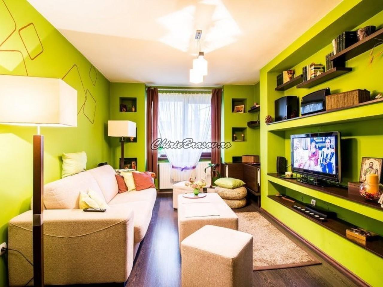 Inchiriere apartament 2 camere Brasov , Central - Grivitei-353-5