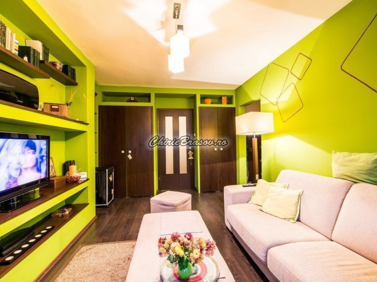 Inchiriere apartament 2 camere Brasov , Central - Grivitei-353-8