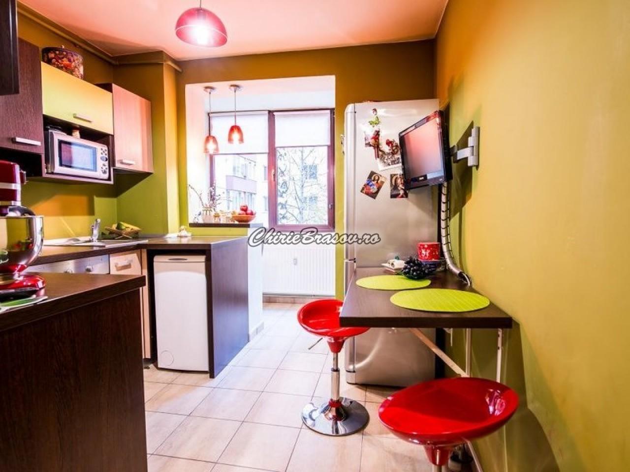 Inchiriere apartament 2 camere Brasov , Central - Grivitei-353-11