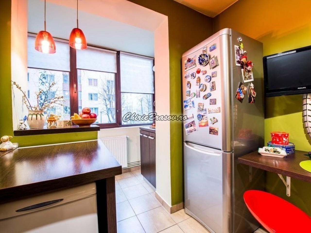 Inchiriere apartament 2 camere Brasov , Central - Grivitei-353-13