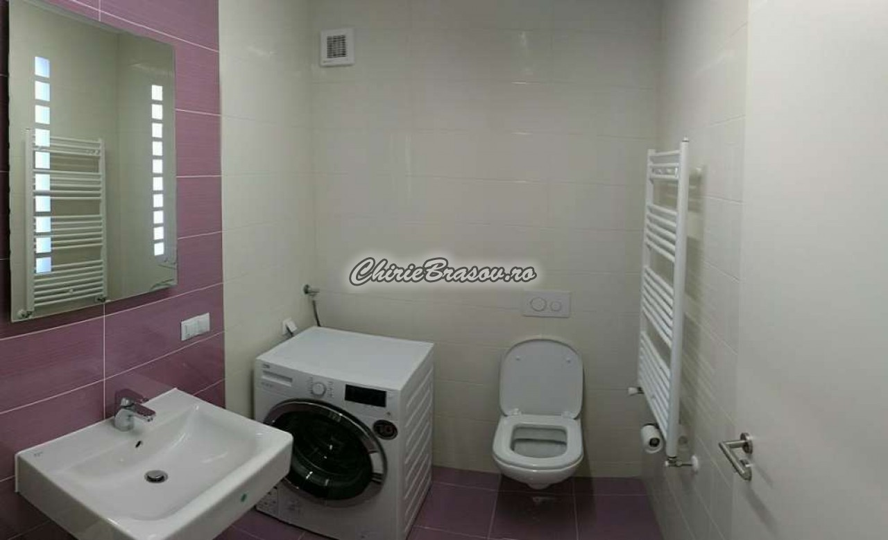 Apartament 2 camere de inchiriat in Brasov ,Avantgarden Coresi-350-2