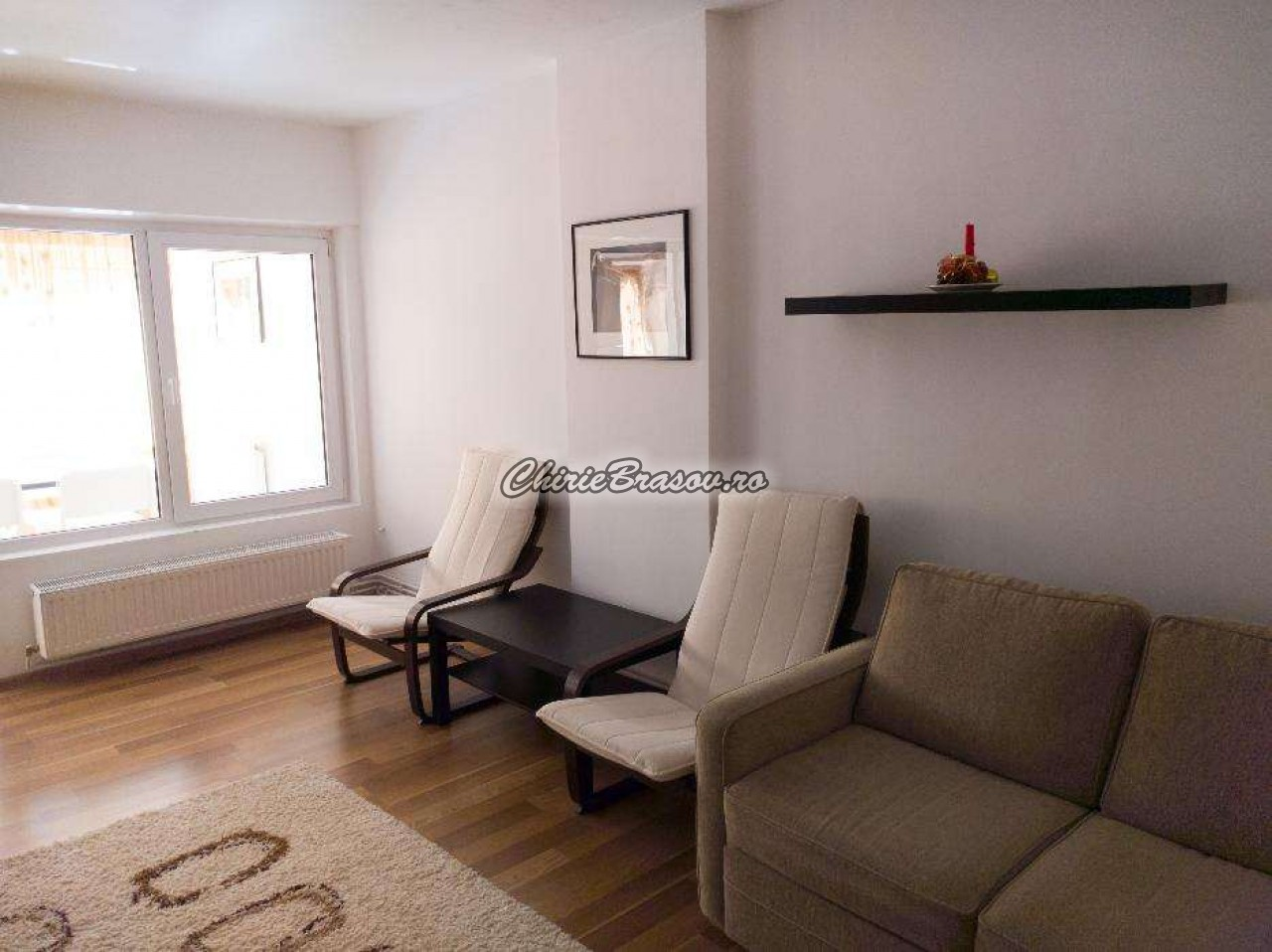 Apartament 2 camere de inchiriat in Brasov ,Central - Onix-352-2