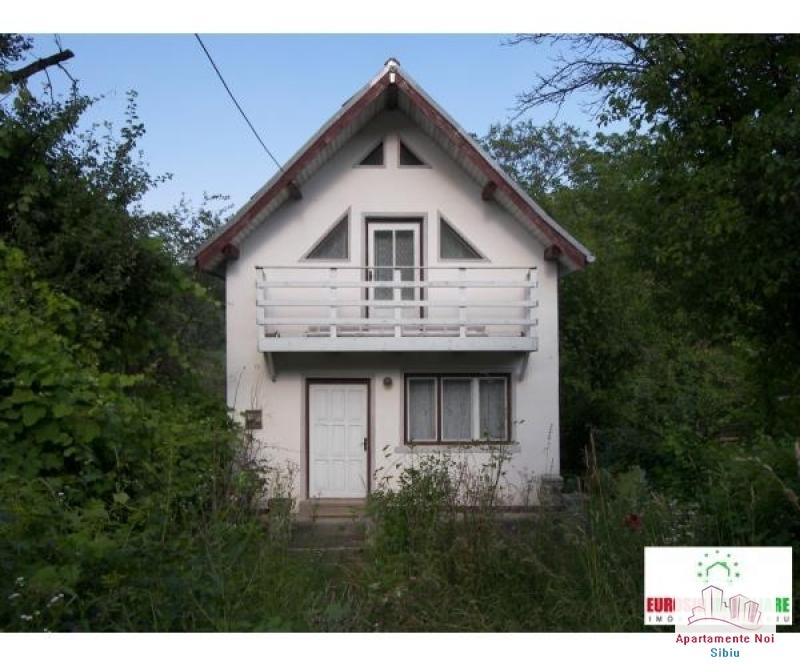 Casa vacanta de vanzare in Sibiu, sat Fantanele-138-5