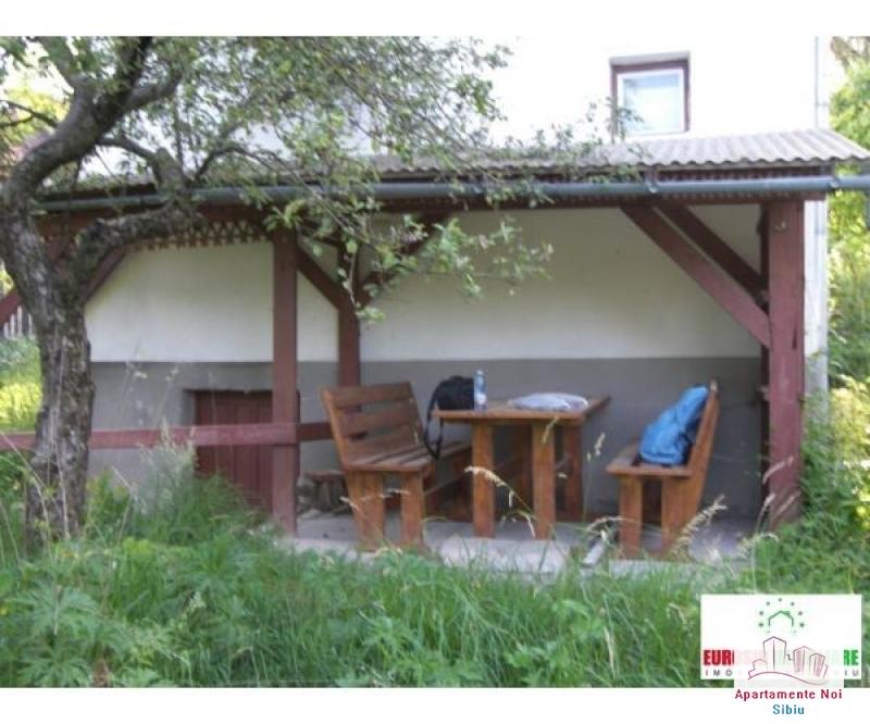 Casa vacanta de vanzare in Sibiu, sat Fantanele-138-6