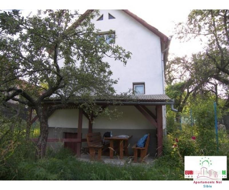 Casa vacanta de vanzare in Sibiu, sat Fantanele-138-7