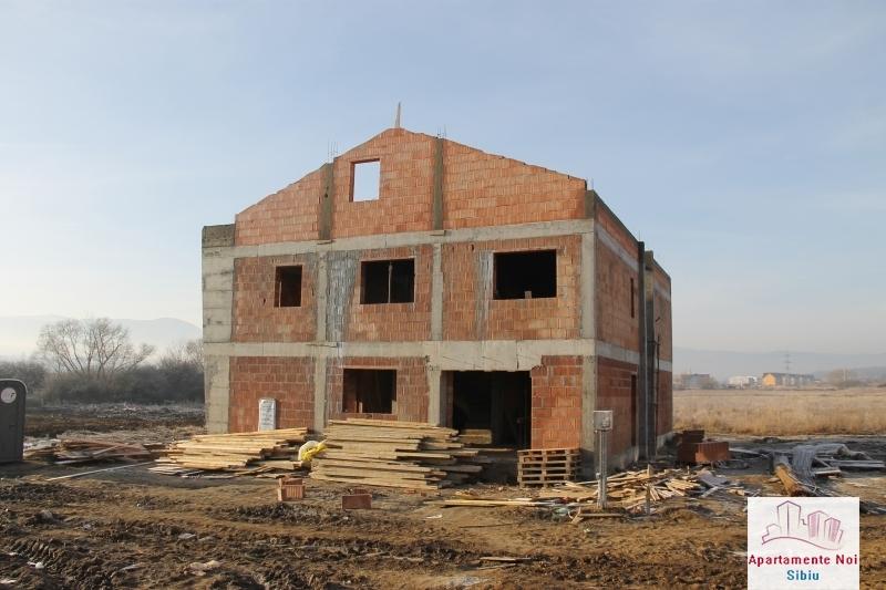 Oportunitate!!Casa noua de vanzare in Sibiu, zona Calea Cisnadiei-160-8