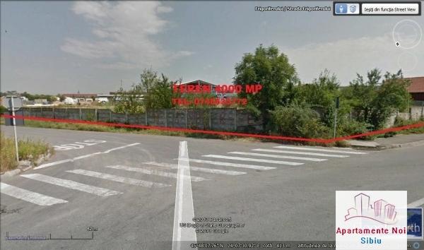 Teren in Sibiu de vanzare zona industriala Frigoriferului-34-1