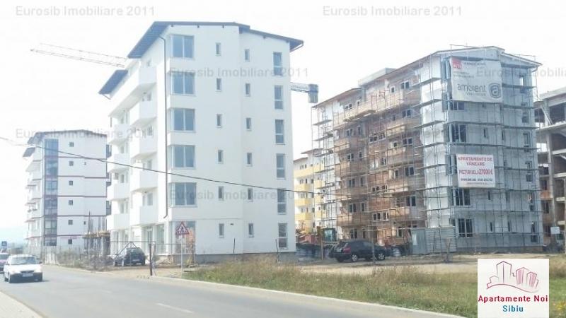 Apartament 2 camere constructie noua Sibiu prelungirea Mihai Viteazu-36-0