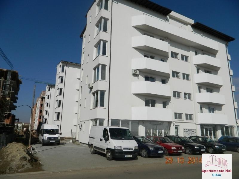 Apartamente 2 camere tip 1 super pret zona Kaufland Sibiu-39-0