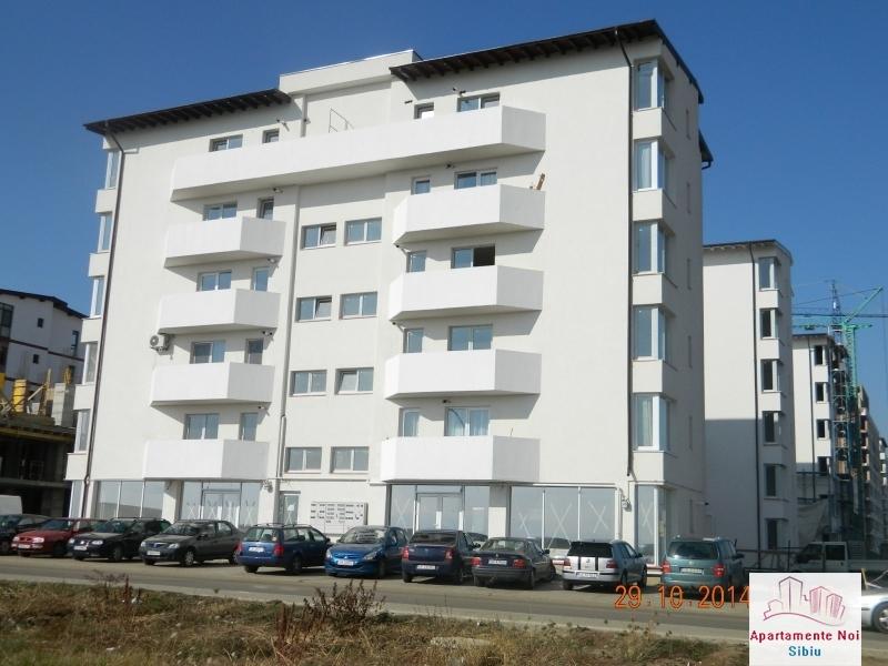 Apartamente 2 camere tip 2  zona Kaufland Sibiu-42-0