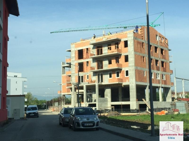Apartamente noi 3 camere in Sibiu zona Ciresica-50-5