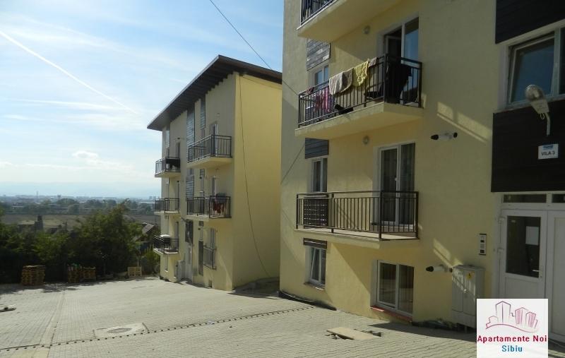 Apartament 3 camere in Sibiu - Ansamblul Panoramic Gardens 2-57-0