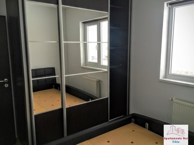 Apartament 3 camere intabulat la cheie mobilat si utilat Sibiu -58-10