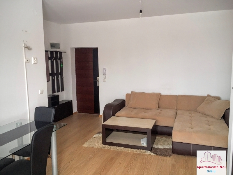 Apartament 3 camere intabulat la cheie mobilat si utilat Sibiu -58-5