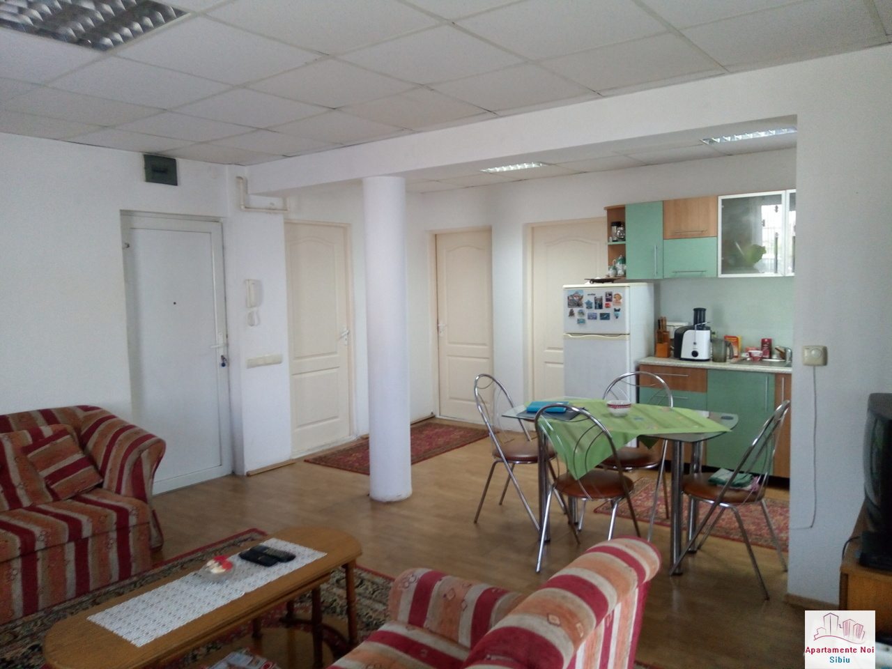 Apartament 3 camere cu curte de vanzare in Sibiu zona Luptei-166-1
