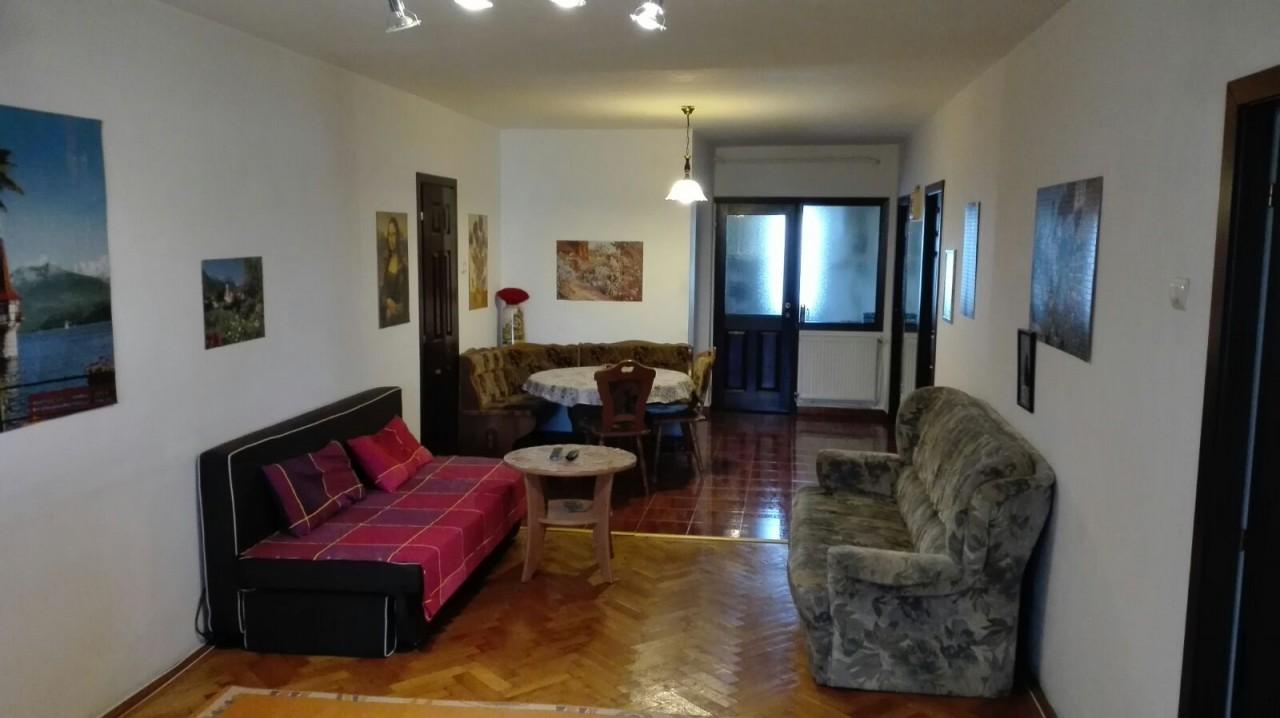 Apartament 4 camere transformat in 3, 90 mp utili, zona Unirii, pret negociabil !-3031-0