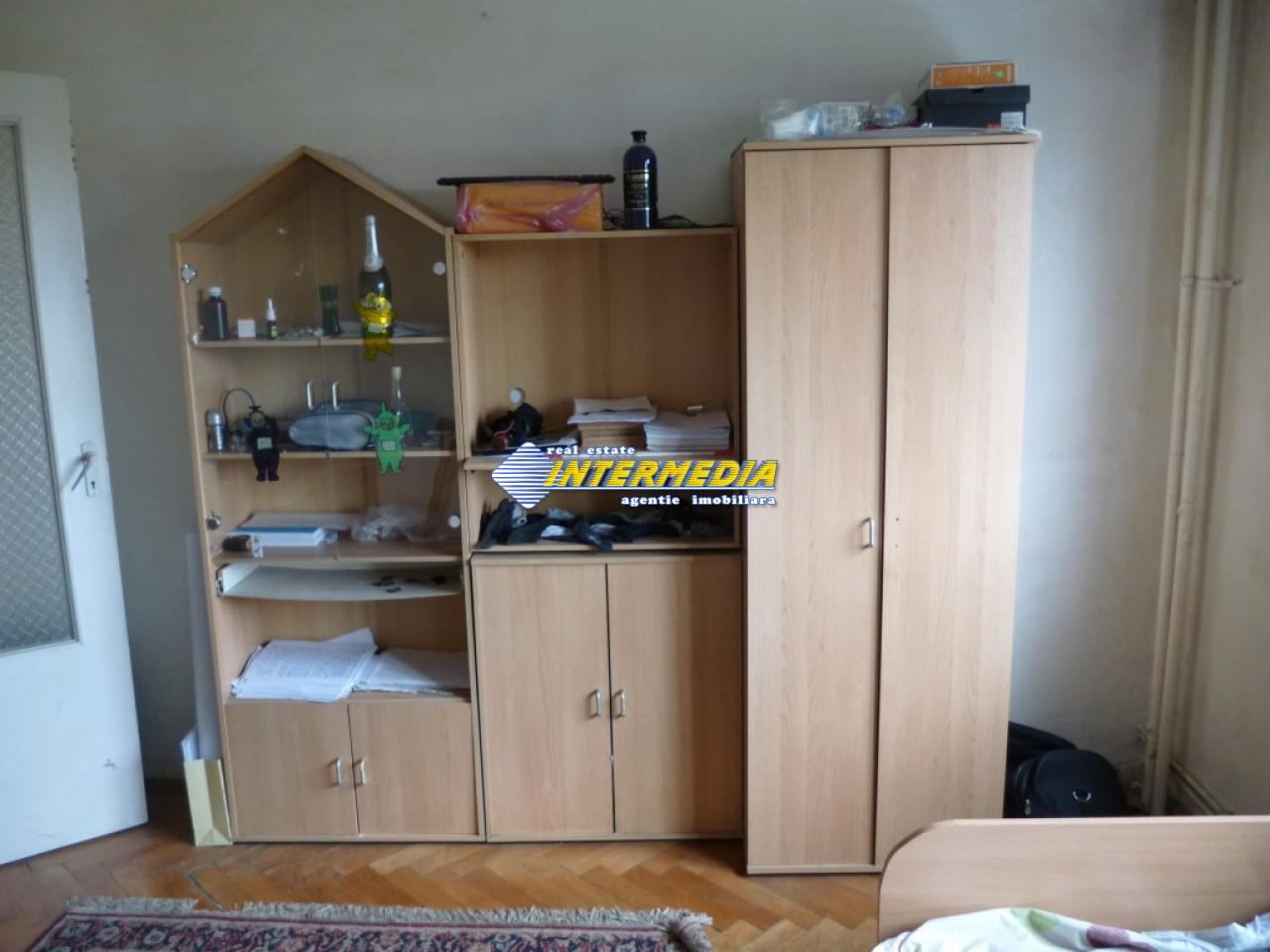 Vanzare Apartament 3 camere Decomandate Alba Ultracentral-22703-4