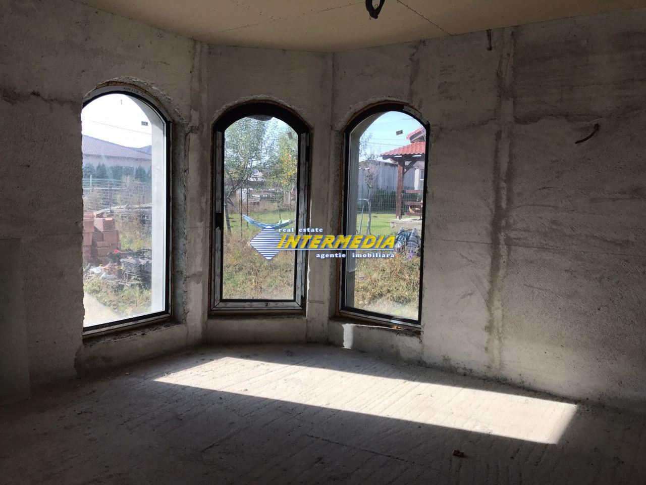 Casa Noua P+M de Vanzare 750 mp Teren in Alba Iulia CETATE-33744-4