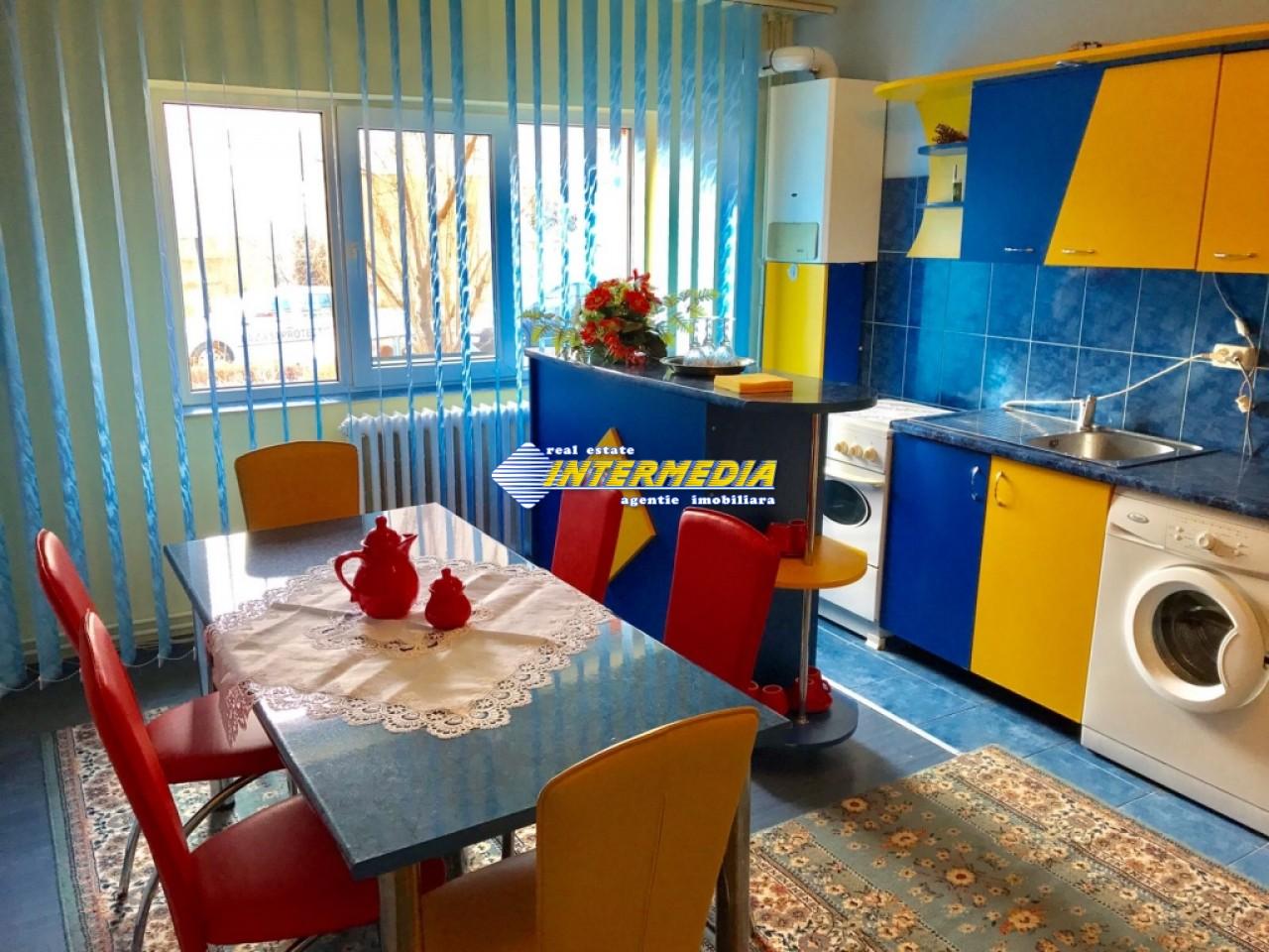 Apartament 5 camere de inchiriat in Alba Iulia mobilat-16182-0