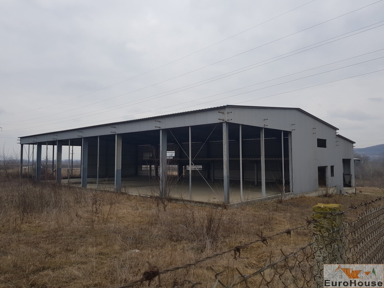De vanzare in Alba Iulia ,hala productie,depozitare,comercial-33744-