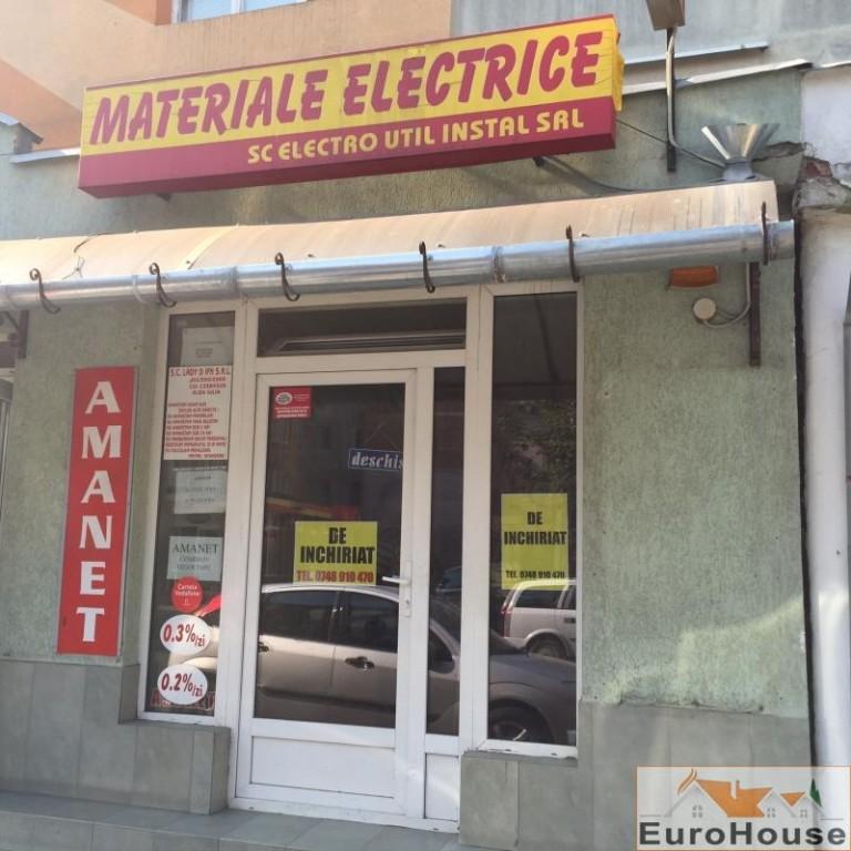 Spatiu comercial de inchiriat - zona Cetate-31646-