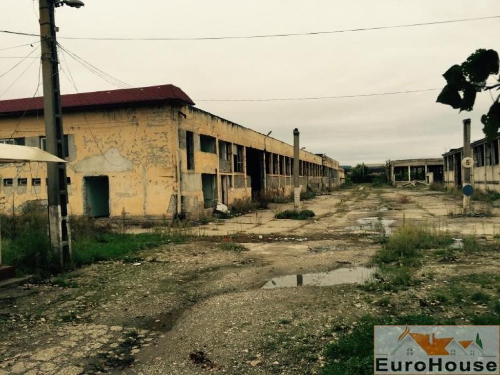 Teren si hale industriale in Aiud-31785-