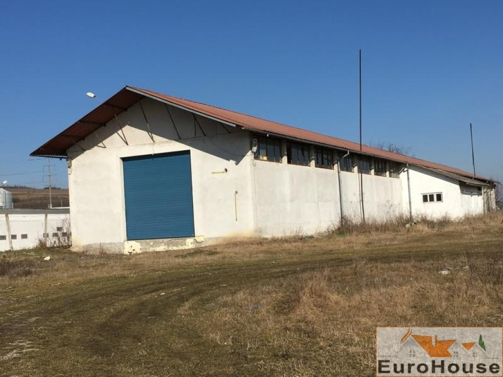 De vanzare hala de productie Santimbru 10 km de Alba Iulia-31884-