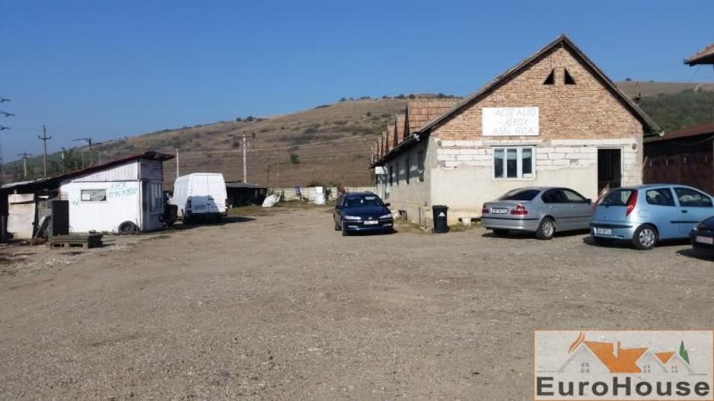Teren + Cladire de vanzare Alba Iulia-32248-