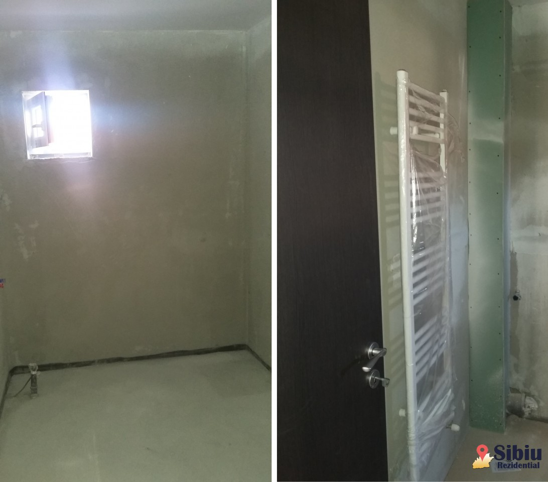 Apartament nou de vanzare in imobil tip vila pe Calea Cisnadiei 2 camere debara si 2 balcoane-29269-2