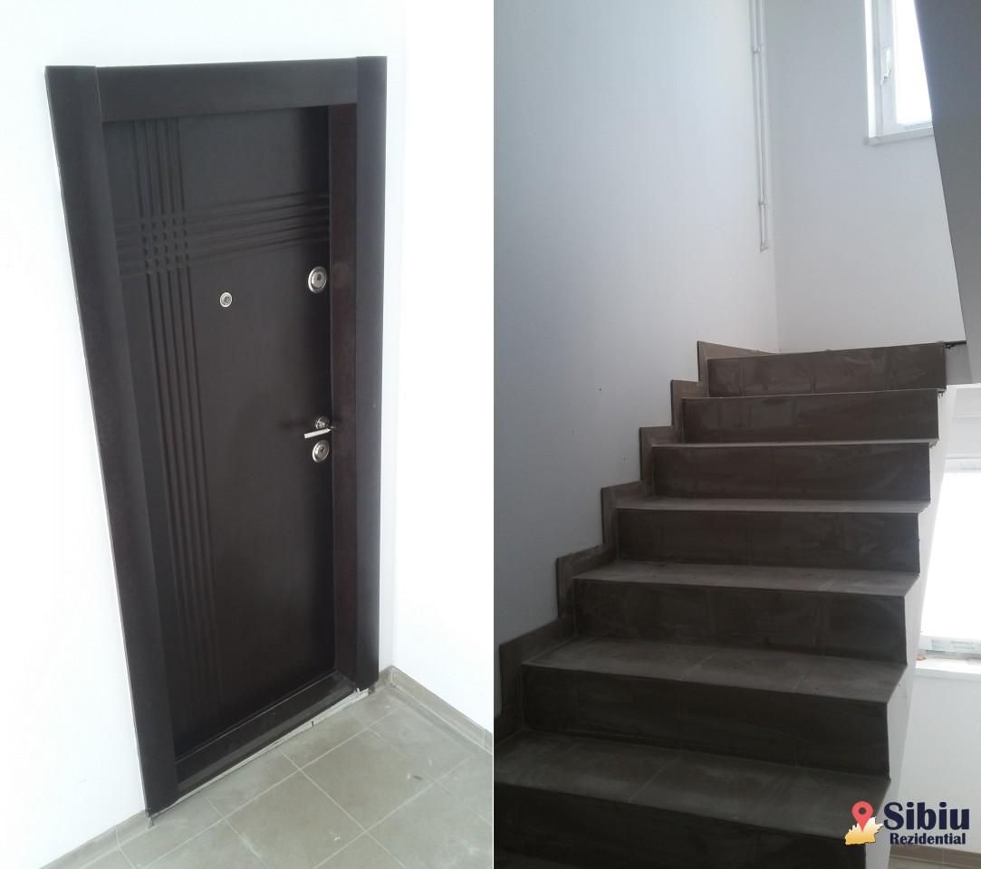 Apartament nou de vanzare in imobil tip vila pe Calea Cisnadiei 2 camere debara si 2 balcoane-29269-3